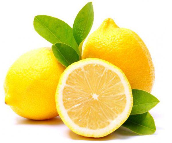 Лимон витамины
