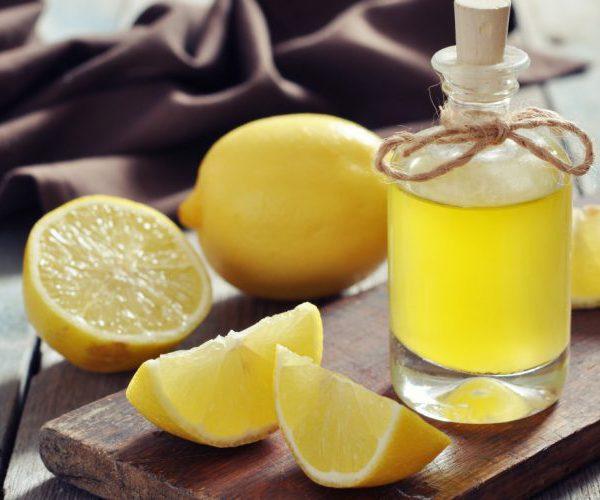 Настойка лимон спирт