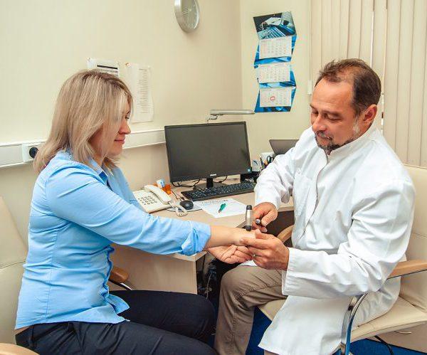 Невропатолог внутричерепное давление