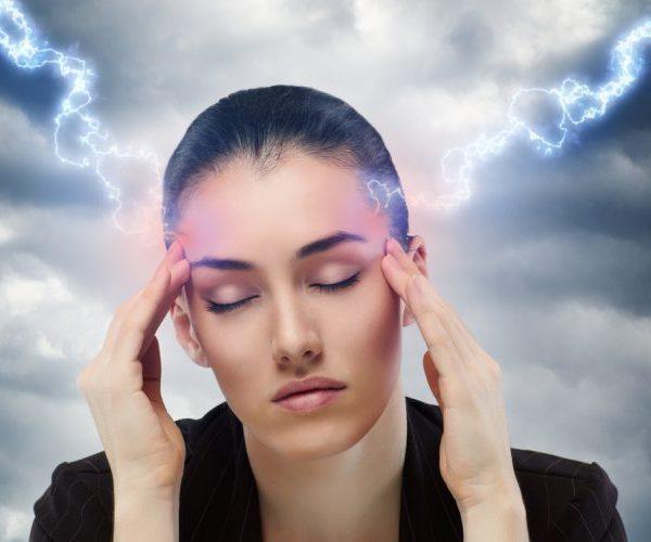 Внутричерепное давление болит голова