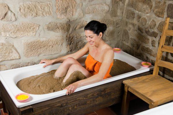 ванны из глины