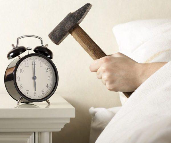 Недосып