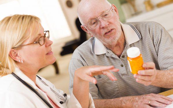 Дисбактериоз у пожилых