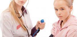 Как реагировать на повышение давления в подростковом возрасте