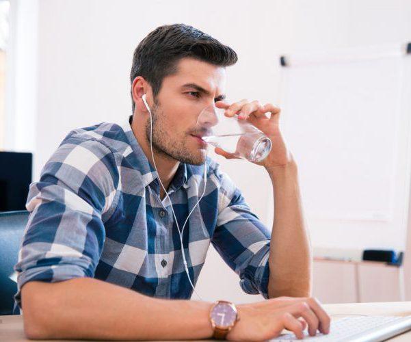 Избыточное потребление жидкости