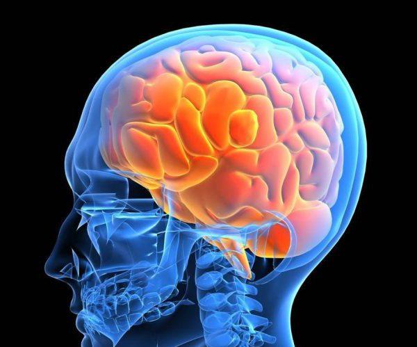 Мозг давление