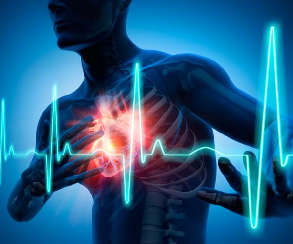 Учащенное серцебиение