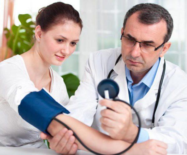 Давление врач