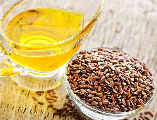 Льняное масло повышает давление