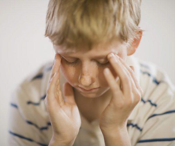 Ребенок сотрясение