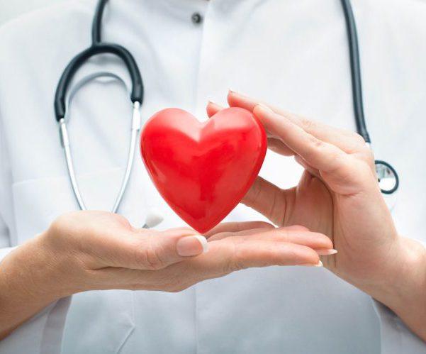 Сердце давление