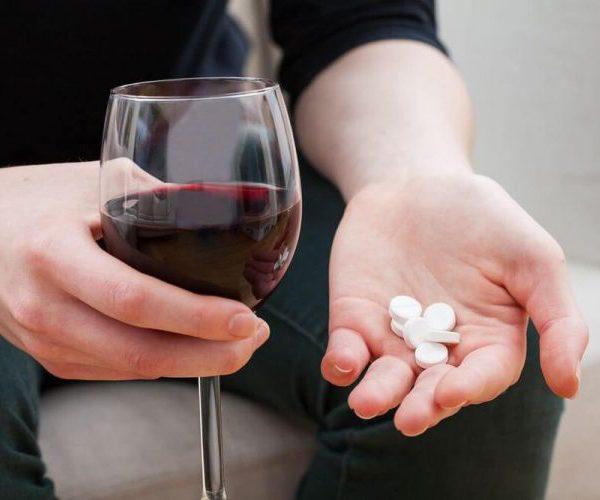 Алкоголь таблетки