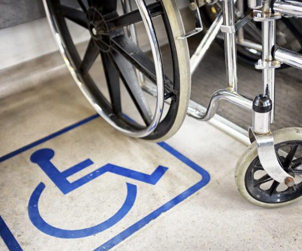 Инвалид знак