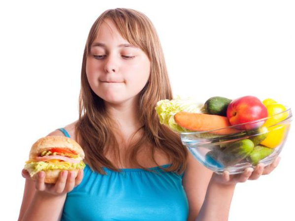 Ожирение подросток