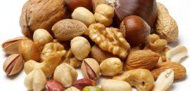 Влияние орехов